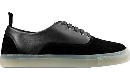 Damir Doma Silent Black Falcata Low-Top Sneaker 42 EU/9 US 0myhOeS4