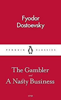The Gambler And A Nasty Business Pocket Penguins
