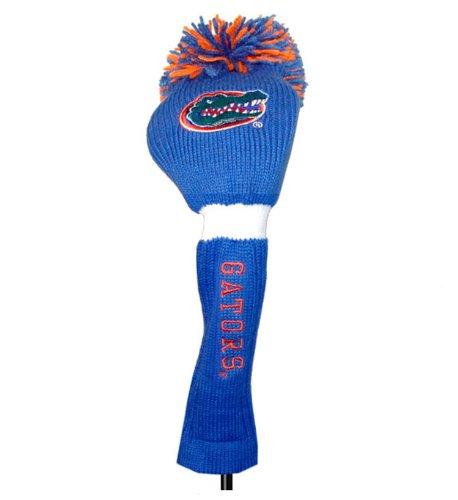 NCAA Florida Team Pom Pom Head Cover, Outdoor Stuffs