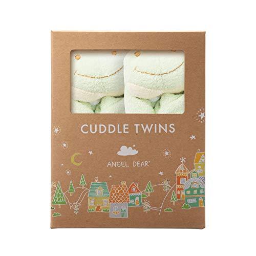 Angel Dear Cuddle Twin Set, Green Froggy (Angel Dear Frog)