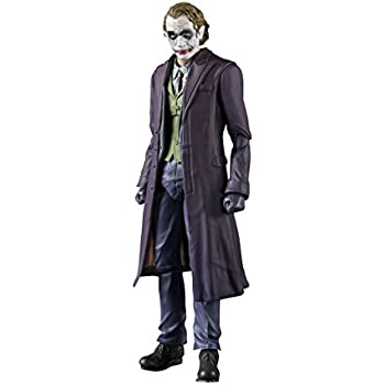 Tamashii Nations Bandai S.H. Figuarts The Joker The Dark Knight Action Figure