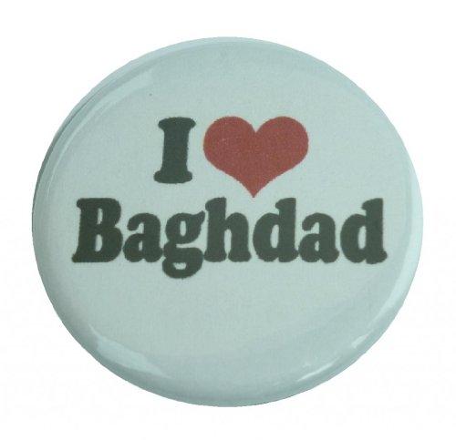 I Love Baghdad 1.25' Magnet (heart)