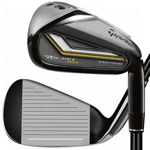 TaylorMade Women's Rocketbladez Max Iron Set