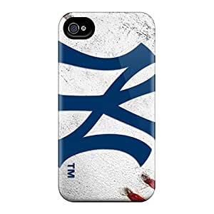 High Quality Mobile Cover For Iphone 6 With Provide Private Custom Colorful New York Yankees Series ColtonMorrill