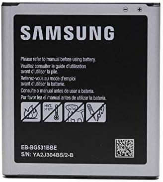 Batería 2600 mAh EB-BG531BBE para Samsung Galaxy J3 2016 SM-J320F