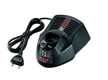 Bosch Professional GAL 1230 CV Cargador Baterías, 12 V, Negro