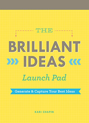 The Brilliant Ideas Launch Pad: Generate & Capture Your Best Ideas (Notepad for Kids, Teacher Notepad, Checklist Notepad)
