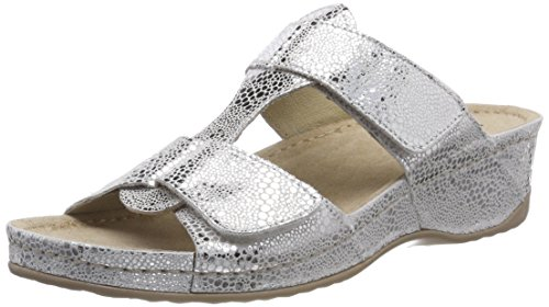 40 Ciabatte Donna silber Giessen 89 Argento Rohde aBw5fpq
