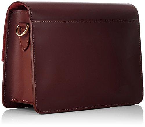 Rouge Bordo Chicca 1637 Bordo sac bandoulière Borse w4qAnfxaZO