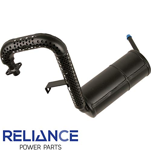 (Reliance Power Parts Club Car DS Muffler (fits 1992-Up Models with FE290 Engine))