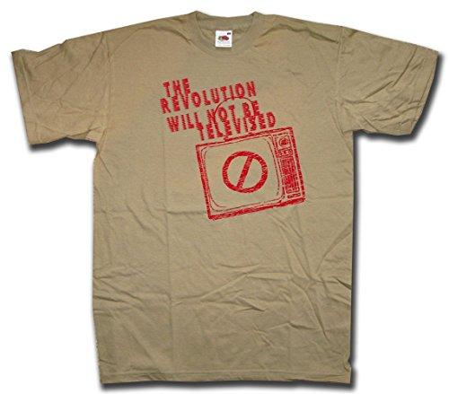 Old Skool Hooligans The revolution Will Not Be Televised (XL)