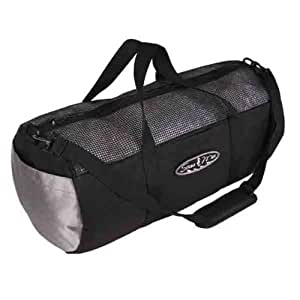 Scubamax Deluxe Duffel Bag 14 By 26 Coated Mesh Top