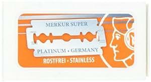 Merkur-Razor Double Edge Razor Blades