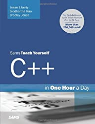 Sams Teach Yourself C++ in One Hour a Day (6th Edition)