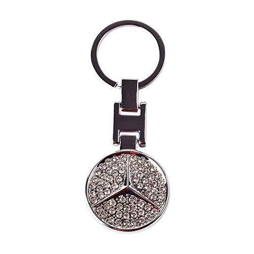 Buy mercedes benz crystal key chain