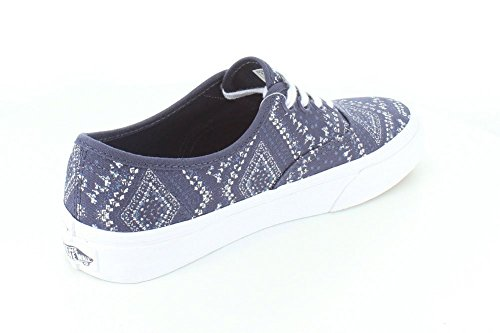 Vans Authentic, Zapatillas Unisex Adulto (ditsy pañuelo)