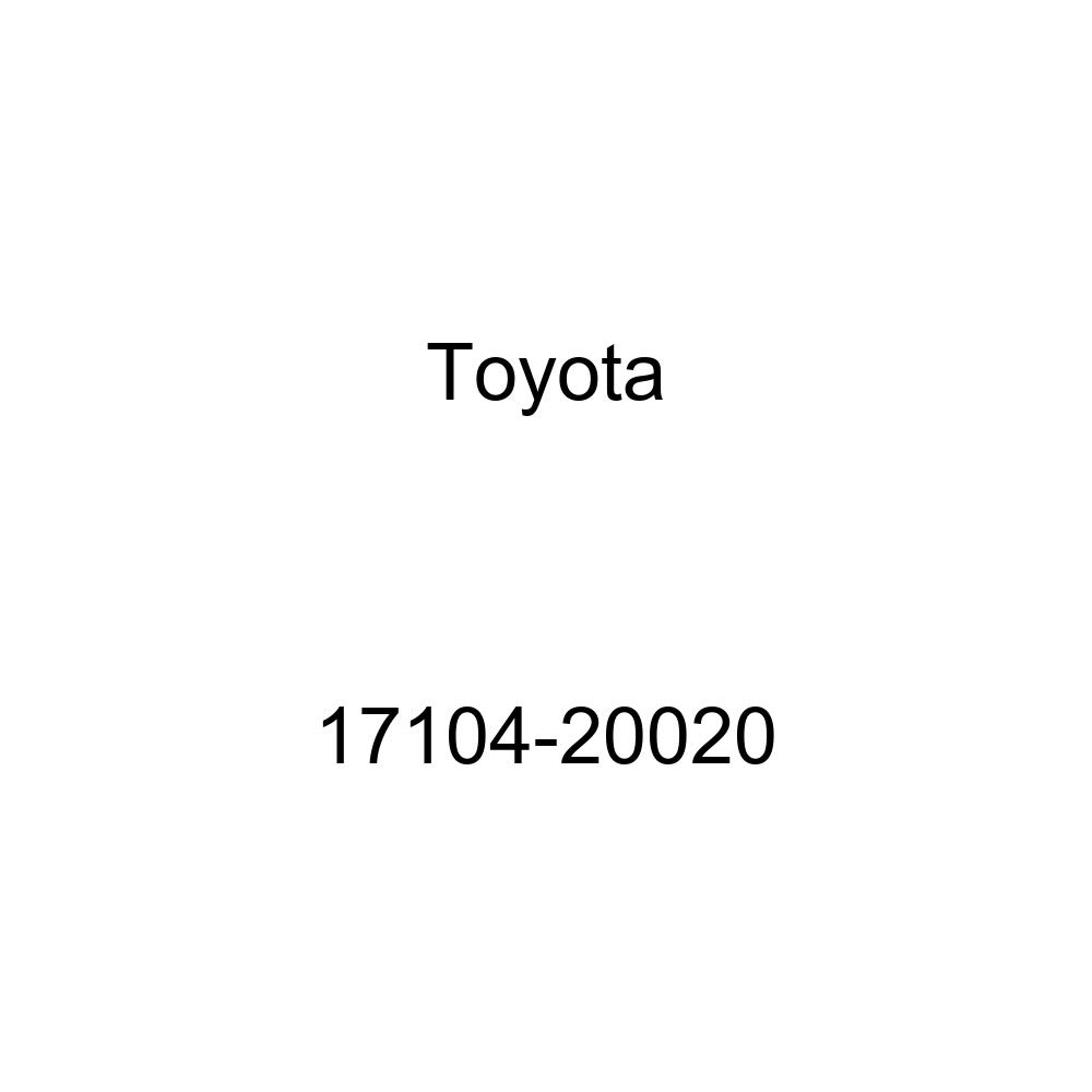 17104-20020 Genuine Toyota Exhaust Manifold Sub-Assembly