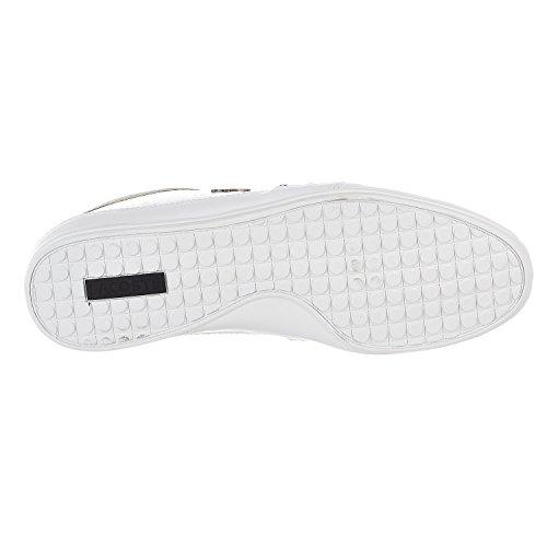 Lacoste Mens Misano 118 1 U Sneaker Hvit / Sort