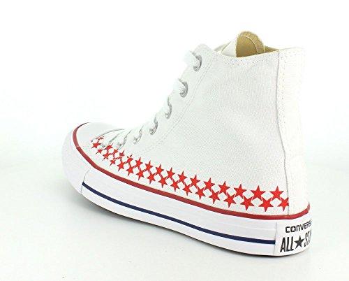 All Chuck Converse151015f Star Taylor Blanc Adulte bleu Mixte Americana AEzwOqw
