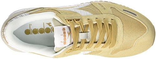 Titan Croissant Homme Ii beige Blanc Gymnastique Chaussures Diadora De Cassé HdRTHq