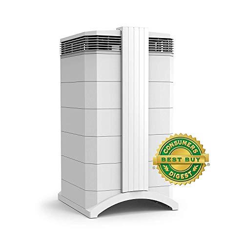 IQAir [HealthPro Plus Air Purifier] Medical-Grade Air [HyperHEPA Filter] - Allergies, Pets, Asthma, Odors, Smoke, Pollen, Dust; Swiss Made (Iq Air Purifier)