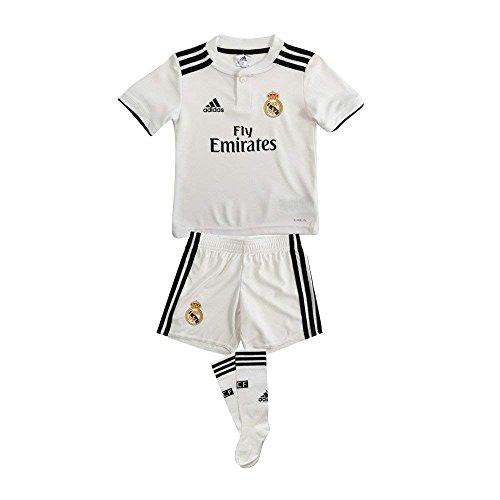 (adidas Real Madrid Home Mini Kit 2018/19)