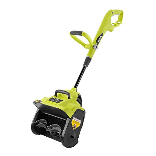 12 in. 8 Amp Electric Snow Blower