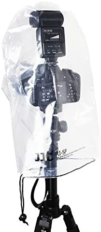 Escudo JJC RI-SF cubierta de la lluvia para la pequeña réflex ...