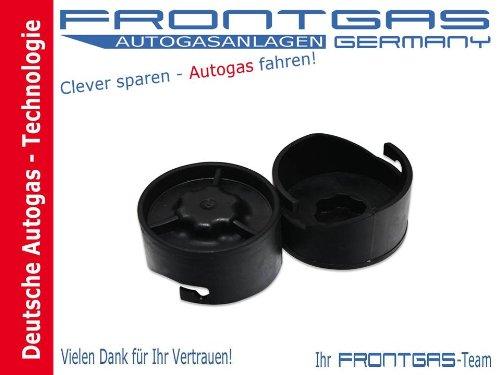 Tankdeckel mit Einschwei/ßblech und Tankstutzen JOM 9310 FuelNeck universal
