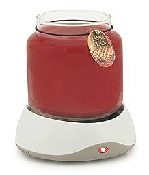 ORIGINAL Candle WARMERS Auto SHUTOFF Automatic SHUT Off PLATE Warmer NO FLAME