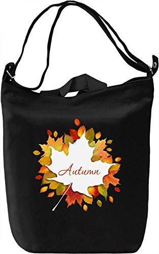 Autumn Borsa Giornaliera Canvas Canvas Day Bag| 100% Premium Cotton Canvas| DTG Printing|