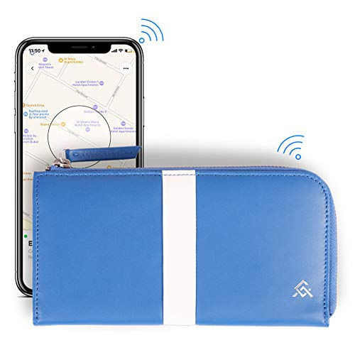 Allies Ladies Watch (Secura Anti-Theft Bluetooth Trackable Smart Clutch Wallet | Smart for Women)