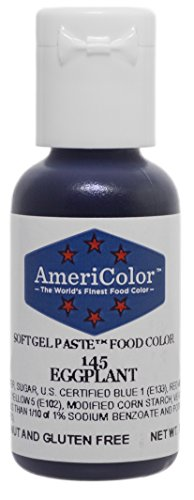 AmeriColor Eggplant .75oz Bottle Food Color