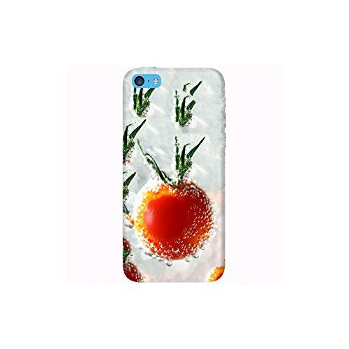 Coque Apple Iphone 5c - Tomate bulles