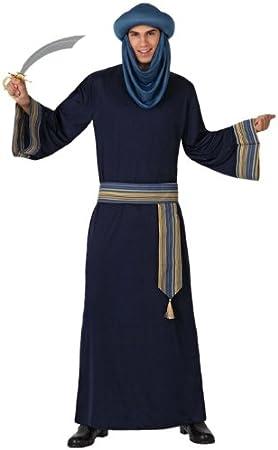 Atosa- Disfraz hombre bereber, M-L (15296): Amazon.es: Juguetes y ...