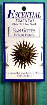 【メーカー直売】 雨Goddess Escential Essences Essences Escential B00137ARR0 Incense Sticks B00137ARR0, カワマタマチ:7e2a1809 --- arianechie.dominiotemporario.com