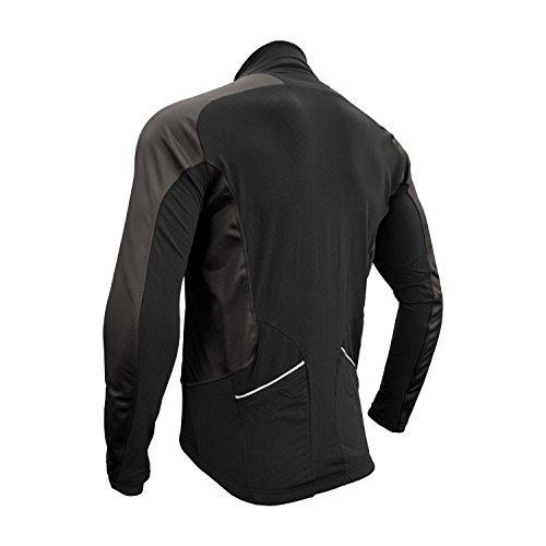1a1c04b1b Urban Cycling REFLECTOR Winter Softshell Thermal Jersey Jacket hot sale