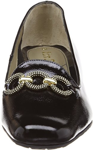 Escarpins Twilight Patent Feature Femme Dal Van Nero black PgnwvxqR