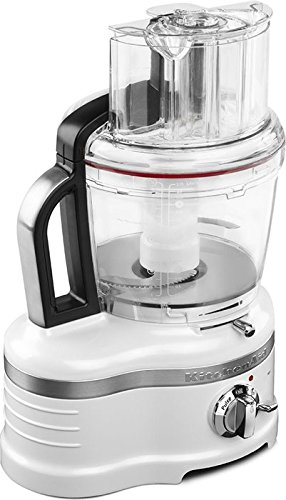 KitchenAid ProLine 16 Cup Frosted Pearl White Food Processor with ExactSlice System by KitchenAid