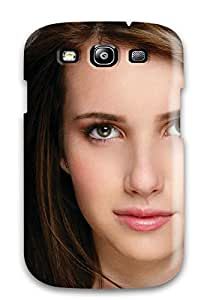 New Cute Funny Emma Roberts?wallpaper Case Cover/ Galaxy S3 Case Cover 2116916K96180014