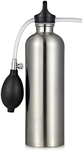 Filtro purificador de agua portátil para viajes, acampadas, senderismo. Delite Mod. DE-OD2: Amazon.es: Hogar