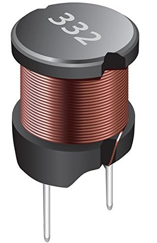5 pieces Fixed Inductors 100uH 10/%