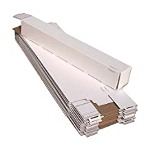"""Self Locking Mailer and Storage Solution (Set of 25) Size: 5"""" H x 37"""" W x 5"""" D by Advanced Organizing Systems"""
