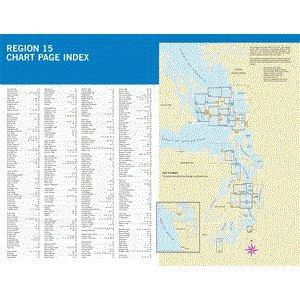 MAPTECH ChartKit Book w/Companion CD - Pacific Northwest