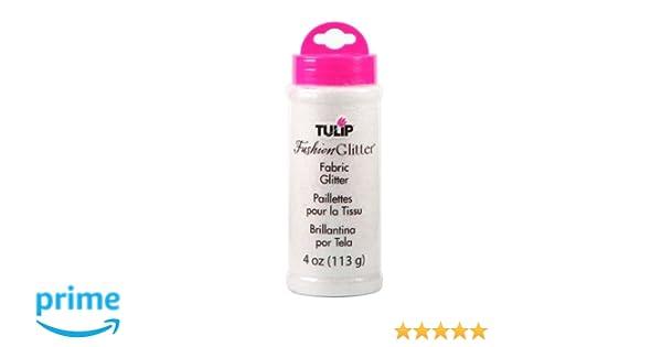 Bulk Size Tulip 31641 Fashion Glitter White