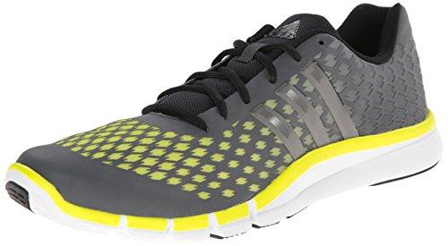 adidas Performance Men's Adipure 360.2 Primo Cross-Trainer Shoe, Dark Grey/Iron, 10.5 M US