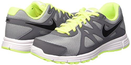 Kinder 2 Laufschuhe Wolf GS blk Schwarz Unisex Schwarz Grey Grau Revolution Nike dark Grey Xpw5qIw