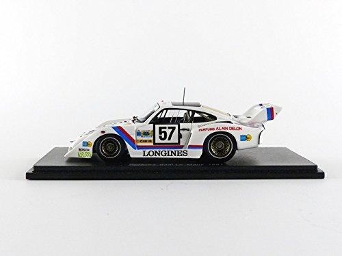 Spark S4425, Miniature Voiture de Collection, S4425, Spark Blanc/Bleu/Rose c21686