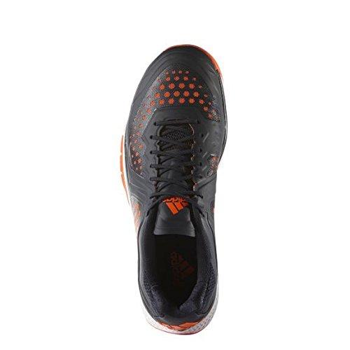 adidas Adizero Counterblast 7 - Zapatillas para hombre Azul marino / Naranja / Blanco