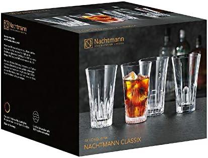 Spiegelau Nachtmann 4delige longdrinkglazenset kristalglas 405 ml Classix 103245